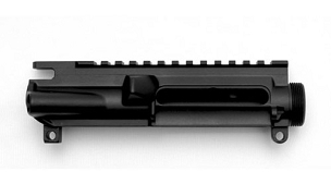 Forged AR 15 Upper Receiver - Stripped